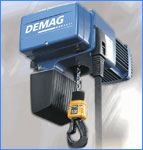 DEMAG DC COM Action Hoists