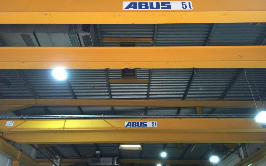 Abus rail/tracks AG312-3