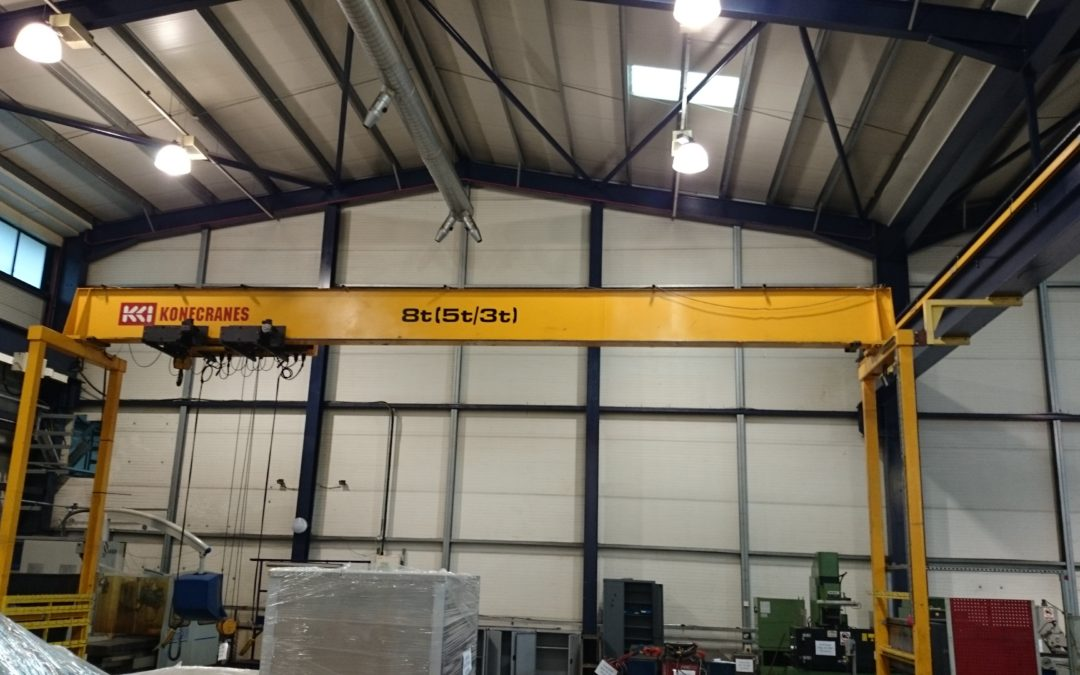 Monorail crane for sale