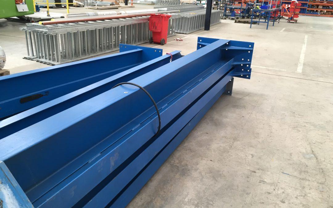 AG373-4 Crane rail