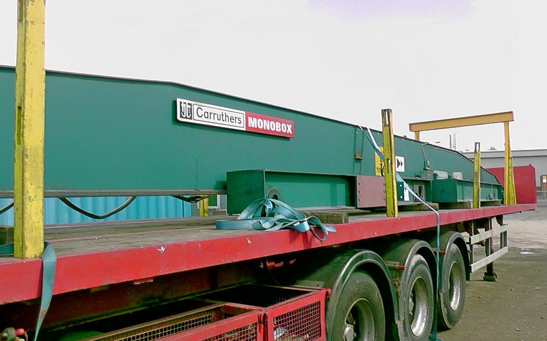 5 tonne crane beam