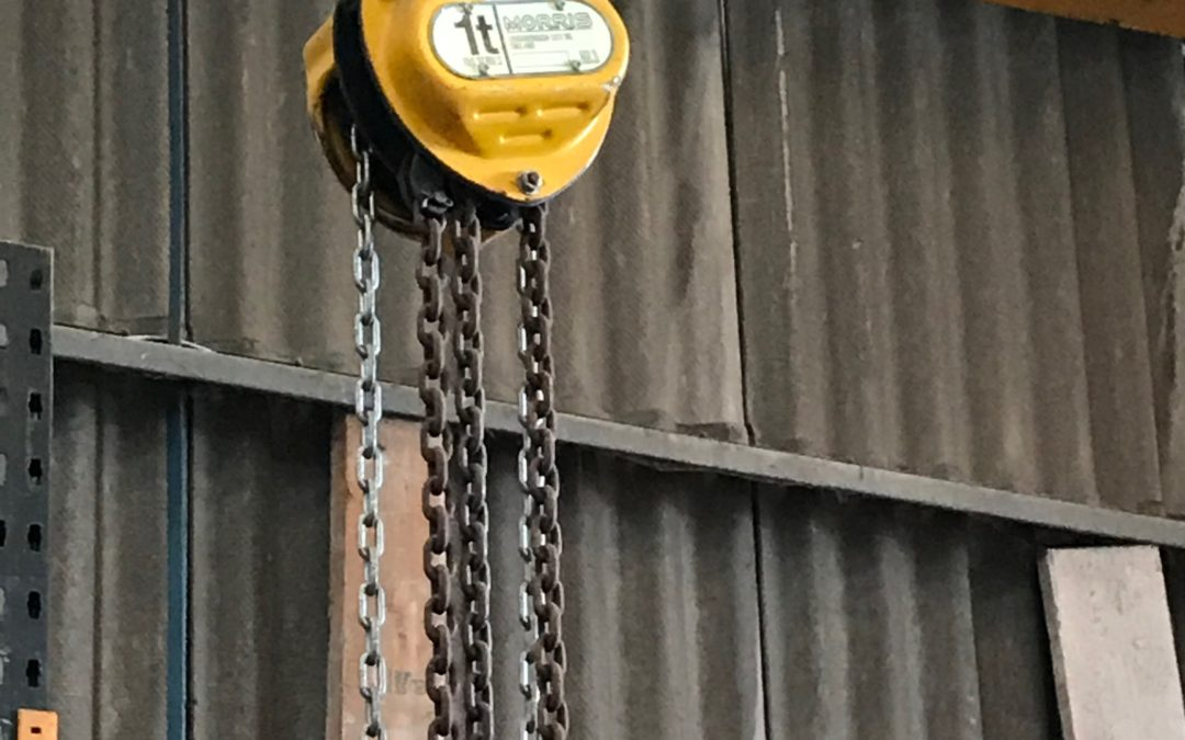 AG 375-2 Hoist