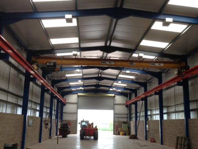 5 tonne gantry crane rails