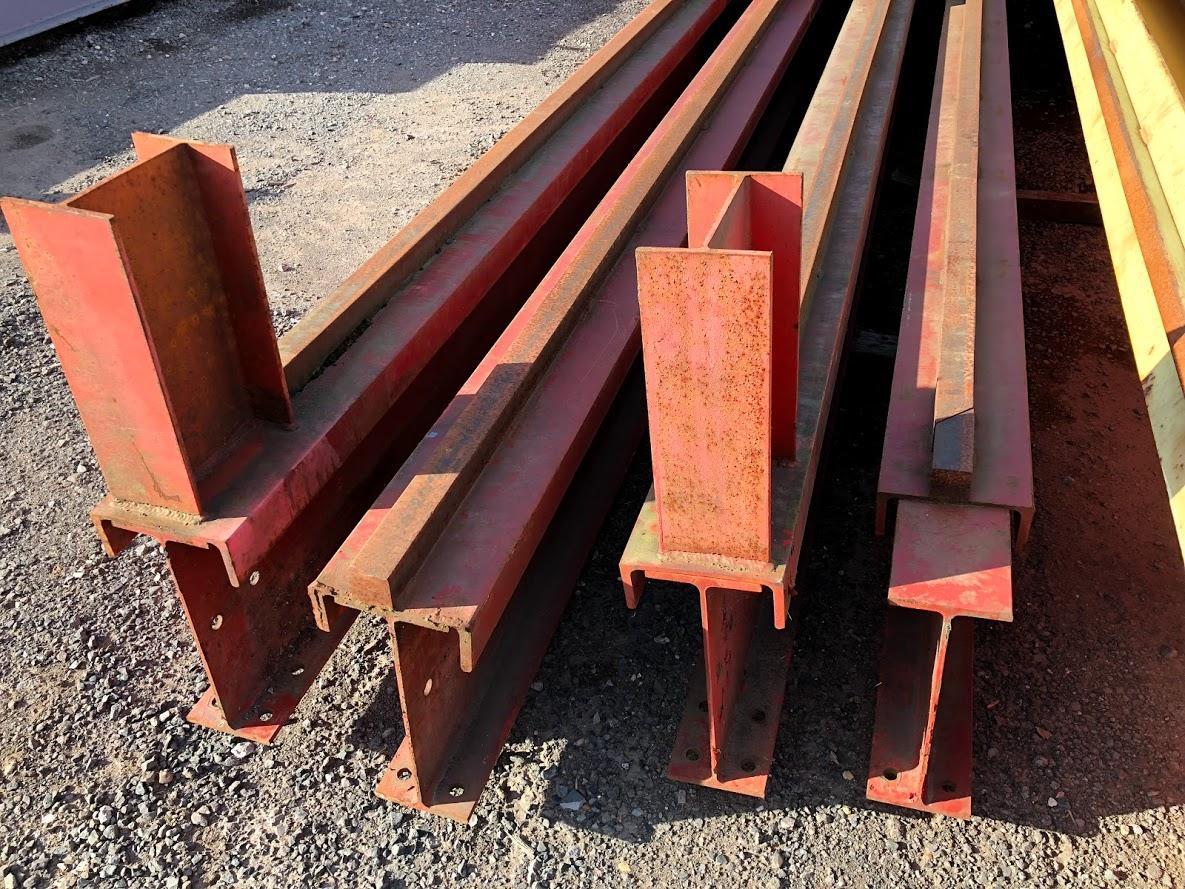 406 x140 mm steel