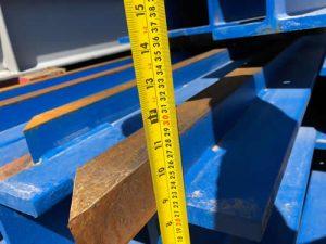 5000kgs crane rails