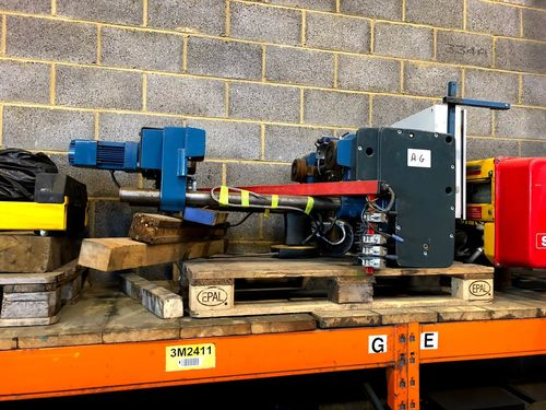 Demag 5 tonne hoist