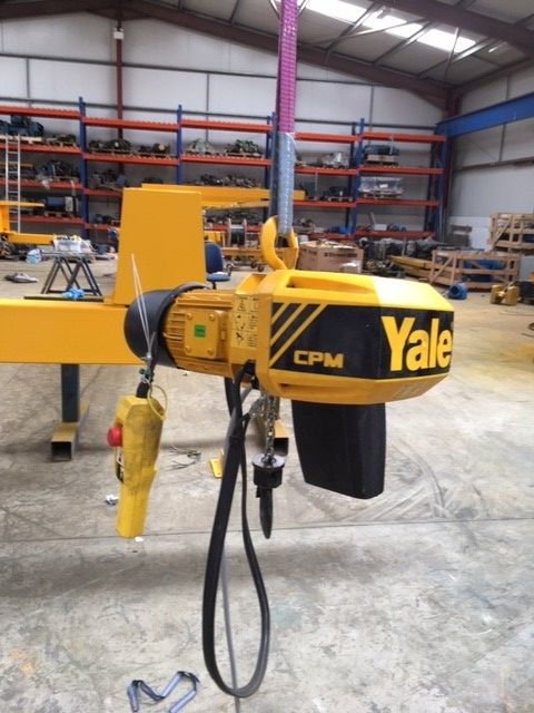 Yale 250kg Used Hoist for sale