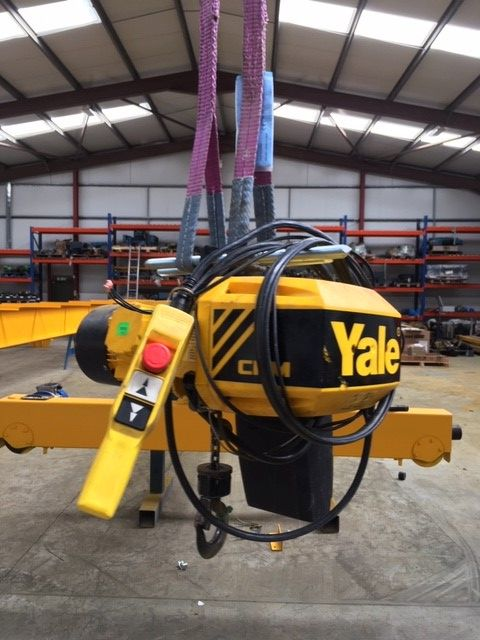 Yale used hoist, 250kg safe working load, for sale