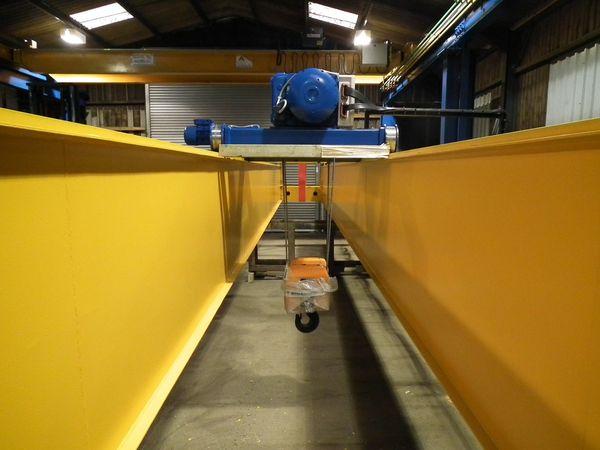 16 tonne Double Girder Crane For Sale