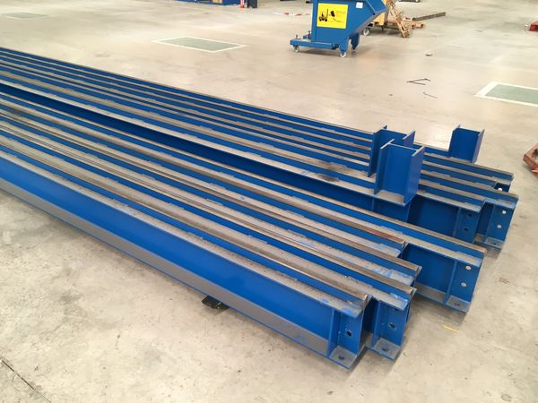 1t crane steelwork for sale