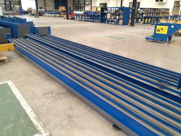 crane rails
