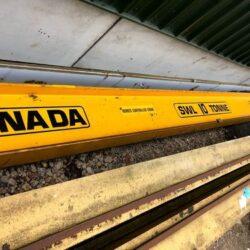 10 tonne crane beam