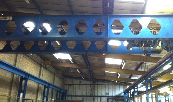 5t Gantry steel