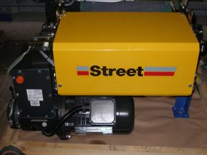 Street Wire Rope Hoist