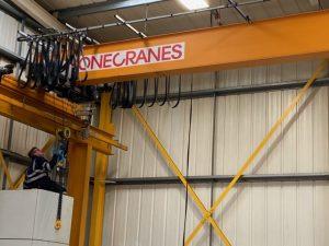 5t Kone crane for sale