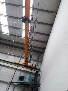 Yale CMCO crane