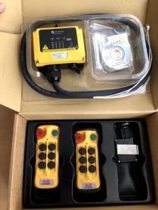 radio remote kit