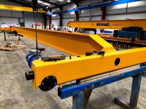 4t SWL Demag Overhead Crane For Sale