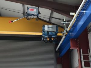 Demag DMR wire rope hoist