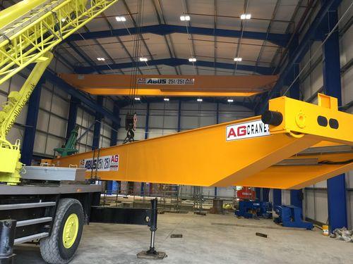 ABUS double girder crane