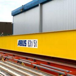 5t double girder Abus crane