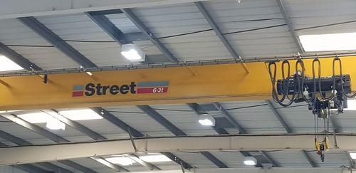 box beam crane
