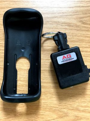 belt clip and radio cover