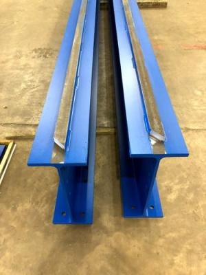 2t capacity crane steel